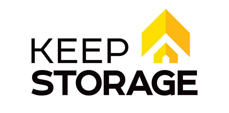 Логотип компании KeepStorage